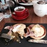 Lovely staff and relaxing ambience on a Saturday morning. Tasty breakfast. Definitely worth a vi