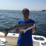 Kennebunkport fishing at its finest!