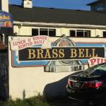 The Brass Bell Pus exterior view of the premises #CroftonBC