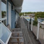 Photo de Harbourside Motel