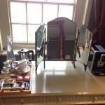Plentiful supply of quality tea, coffee & extra's (Tunnock's Wafer etc !) & Coffee Pod machine