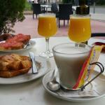 Buenos desayunos