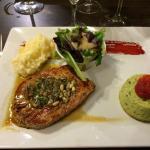 Excellente soiree et repas agréable
