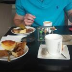 Thé et café gourmands