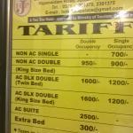 Tariff Board