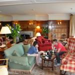 Games in the drawing room