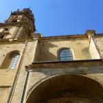 Frontal Iglesia de Santo Tomás