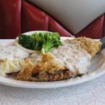 Chicken fried steak YUM