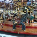Coolidge Park Antique Carousel