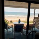 Rooms have been newly decorated and are great!  Very coastal... Great Patio's right on Beach!