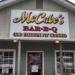 McCabe's barbecue, Manning, SC