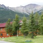 Denali Lodge scenery