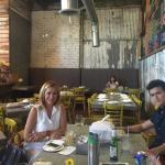 Restaurant familiar donde se come deliciosa comida de la región BAJAMED Mediterrania e ingredien
