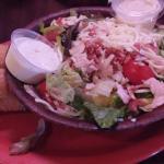 The Turkey Club Salad