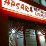 Restaurant cambodgien