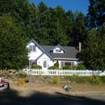 Charm of Qualicum Foto
