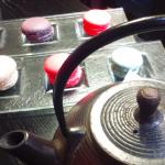 un thé chez Galo le samedi après midi....