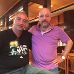 with my  friend Salito