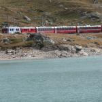 Bernina Pass Foto