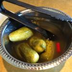 Pickle Bowl with Deli