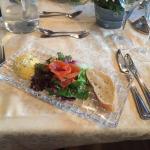 Gronholen Fjellgaard and gourmet food