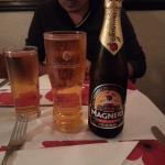 Cidre et bière