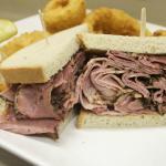 CJ's MSM Sandwich
