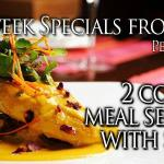 MIDWEEK SPECIALS FROM €15 PP