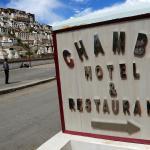 chamba restaurant