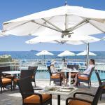 Infinity Restaurant outdoor dinning
