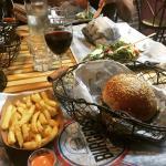 Le Panier à Burgers