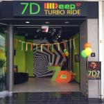 7D Turbo Ride ImDeepXP