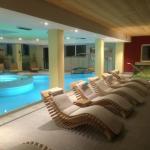 relax con piscina