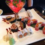 Beautiful Sushi Presentation