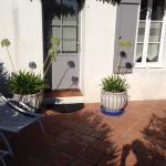 La terrasse privée
