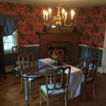 Photos from our recent wonderful stay at the Tarr House!