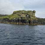 Near Afognak island