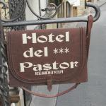 Original cartel del hotel
