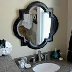 Private, ensuite bath for Boston Harbor Suite, Cape Charles, VA