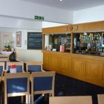 The bar/restaurant, Best Western Tiverton Hotel
