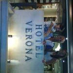 Super hotel Verona!