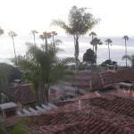 La Jolla at dusk