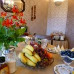 Fresh fruit selection at Breakfast.