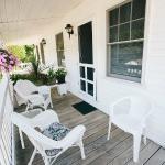 Private Porch off the Star Bright Suite