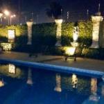 Alberca en Quinta Real Saltillo...Fresca!
