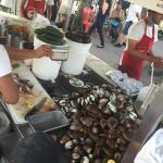 Delicioso!! Las tostadas de camarón y las de pescado magnificas!!
