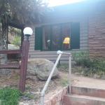 outside cabin 9