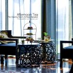 Afternoon tea at The Drawing Room, St.Regis Bangkok. (เดอะเซนต์รีจีส กรุงเทพ)