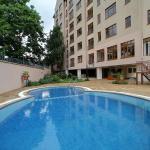 Fenesi Gardens Swimming Pool and Terrace