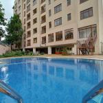 Swimming Pool, Terrace, Gym area